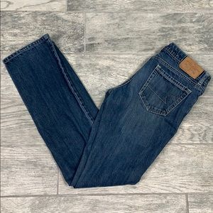 American Eagle 77 Straight Jeans Size 6 Long